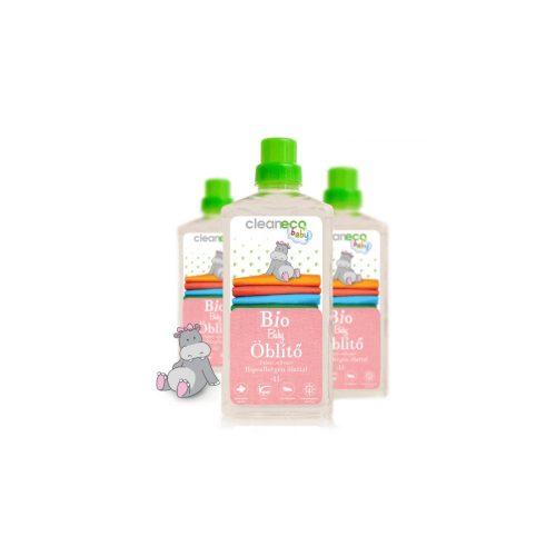 Cleaneco Baby Öblítő Hipoallergén illattal 1 l.