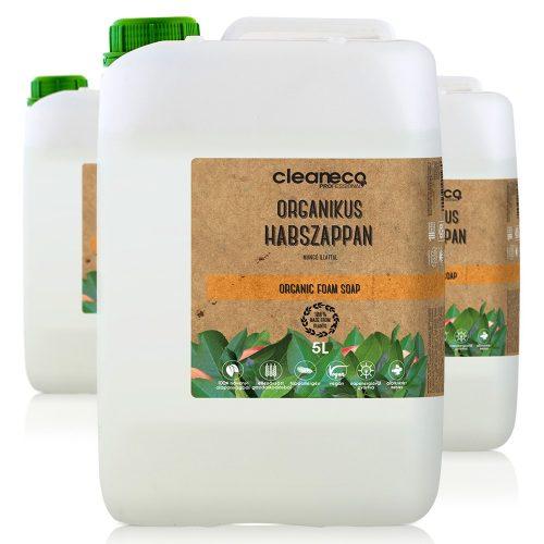 Cleaneco Habszappan 5 l. Cleaneco