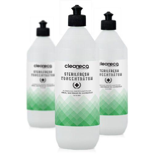Cleaneco Sterilfresh 1 literes- újrahasznosítható csomagolásban