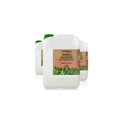Cleaneco Üvegtisztító és általános tisztítószer organikus, munkaoldat 5 liter