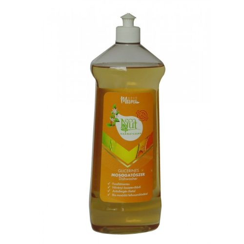 EcoNut mosódiós mosogatószer glicerinnel - Harmatcsepp 0,5 l