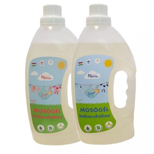 SensEco Baby mosógél babaruhához Lány 1,5 l.