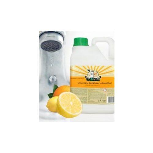Ecowian Univerzális tisztító vízkőoldóval 5 l.