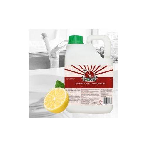 Ecowian Fertőtlenítő kézi mosogatószer 5 l.