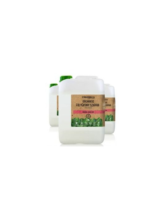 Organikus folyékony szappan 5 l.