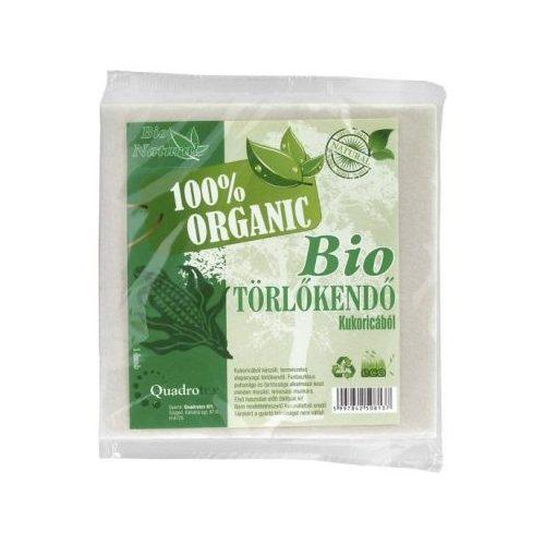 Bio Natural törlőkendő kukoricából