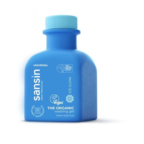 Sansin univerzális mosógél Ice Glow 1 literes