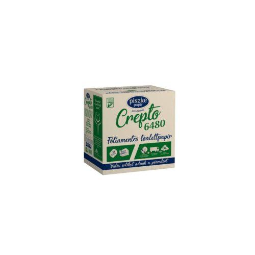 Crepto 6480 3 rétegű 270 lapos toalett papír 24 tekercs