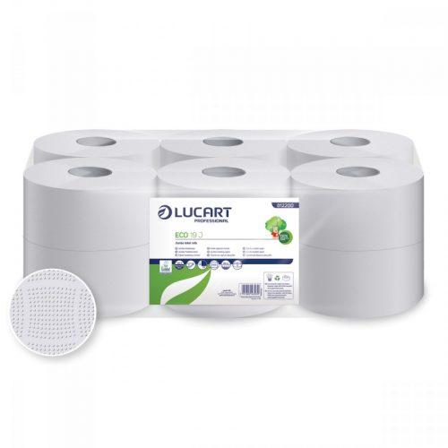 Toalettpapír Lucart Eco 19 J- Mini Jumbo