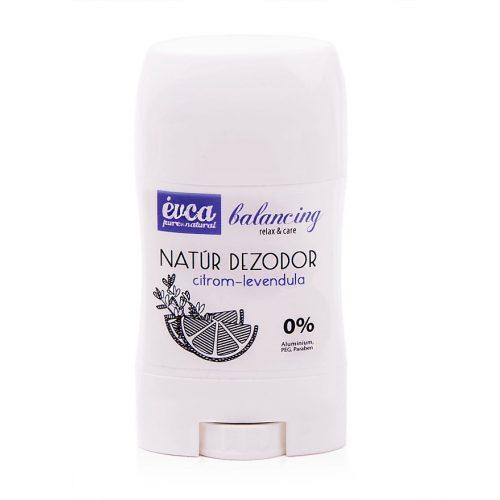 Levendula-citrom natúr dezodor
