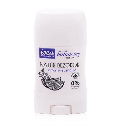 Szódabikarbónás dezodor levendula-citrom