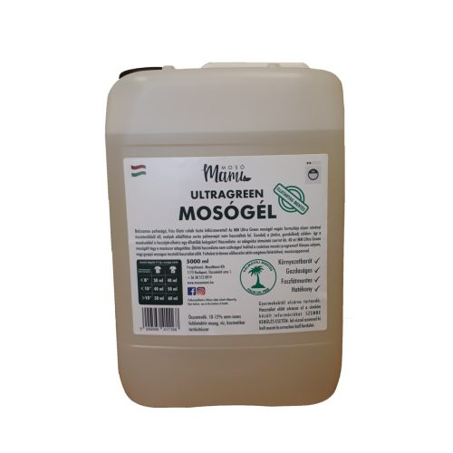 Mosómami ultrag een pálmavaj mentes mosógél 5 liter