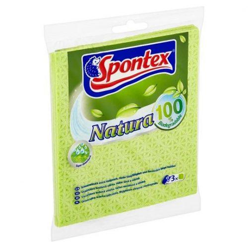Spontex Natura szivacskendő 3 db