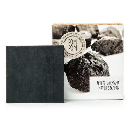 Fekete gyémánt natúr szappan
