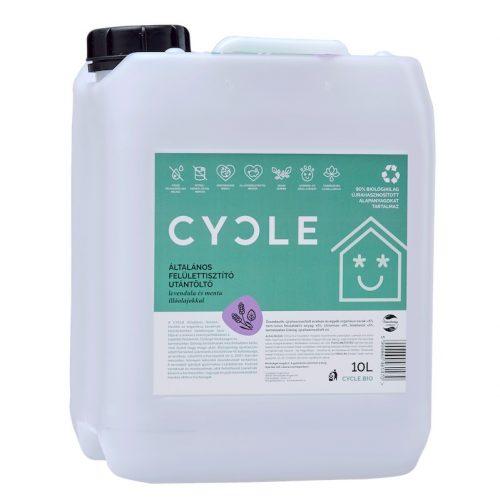 Cycle Felülettisztító utántöltő 10 liter