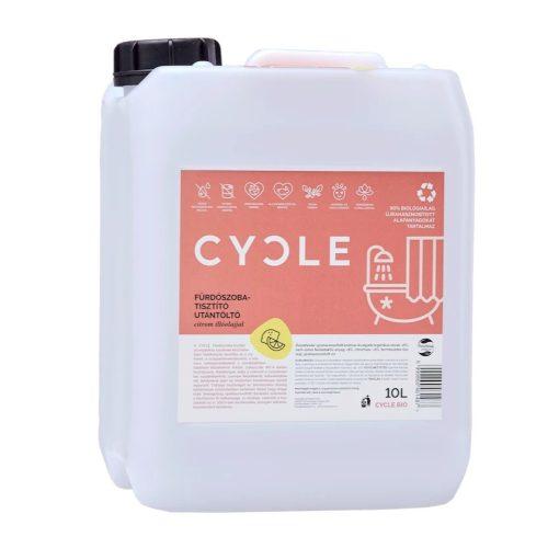 Cycle Fürdőszoba tisztító utántöltő 10 liter