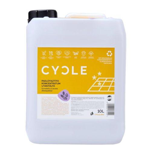 Cycle Padlótisztító utántöltő 10 liter