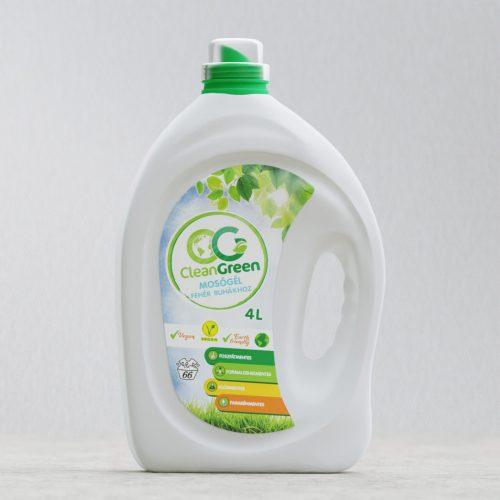 Mosógél fehér ruhákhoz 4 liter