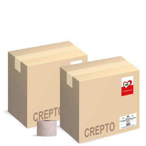 Crepto 24 újrahasznosított wc papír