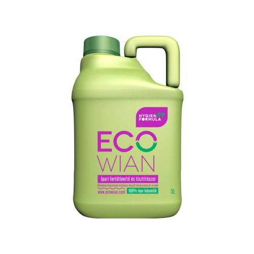Ecowian HIGÉN+99 BIO ipari fertőtlenítő és tisztítószer 5 l.
