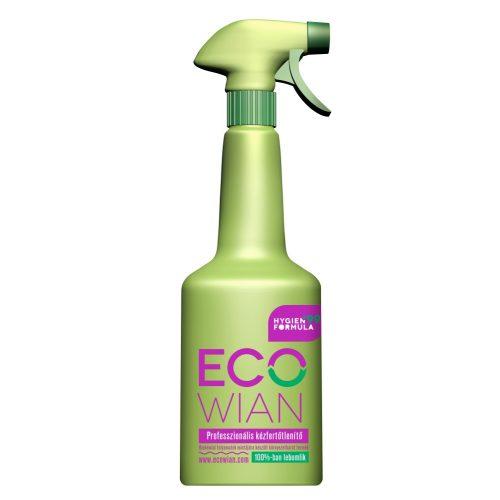 Ecowian HIGÉN+99 BIO kézfertőtlenítő (szórófejes)