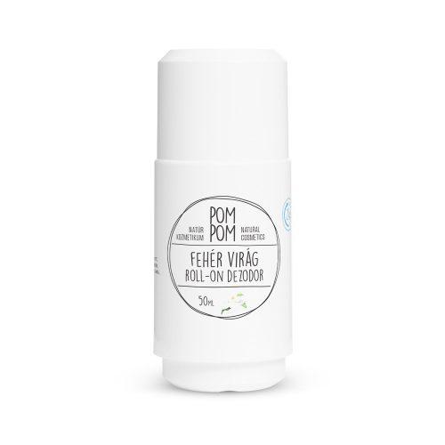 Fehér virág roll-on dezodor