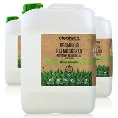 Cleaneco Organikus felmosószer 5 l. narancs olaj illat