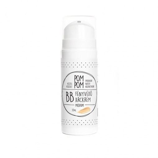 BB fényvédő arckrém medium
