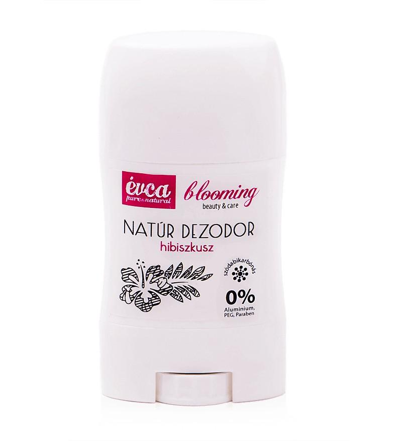 Szódabikarbónás hibiszkusz dezodor