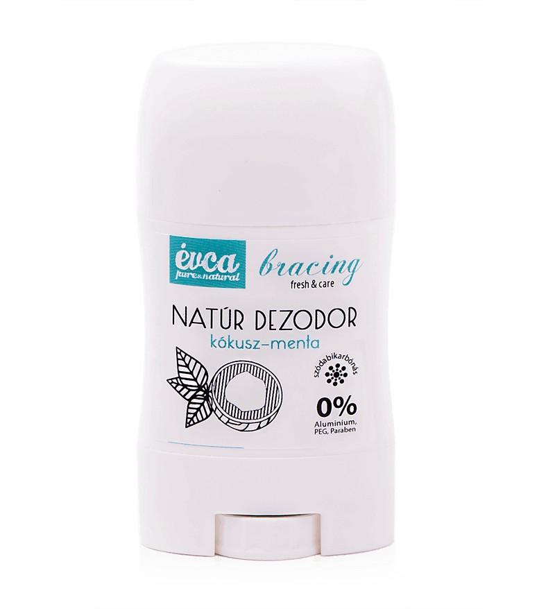 Szódabikarbónás mentás- kókuszos dezodor